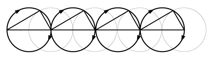 Symbolic Space Grid