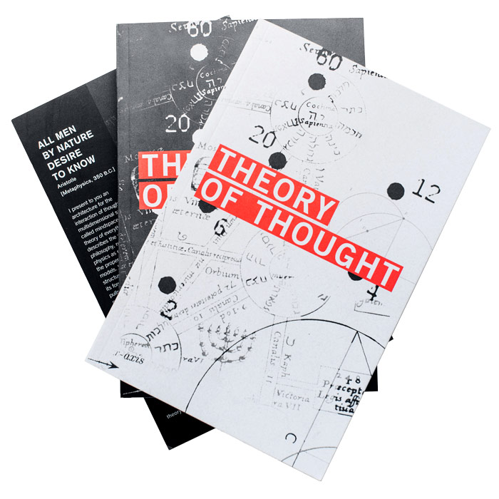 Theory of Thought Paperback Edition